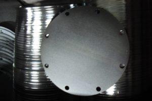 Materiale S235JR Tagliato, Filettato, Zincato