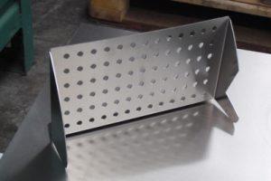 Materiale Inox AISI 304 Tagliato, Piegato