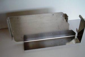 Materiale alluminio 40/10